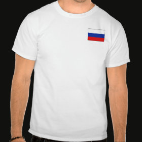 Selected Russia T-Shirt Front