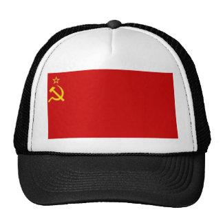 RUSSIA FLAG BASEBALL CAP TRUCKER HAT