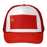 RUSSIA FLAG BASEBALL CAP TRUCKER HATS