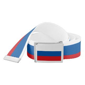 Russia Flag Belt