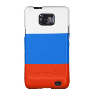 Russia Flag Samsung Galaxy S2 Covers