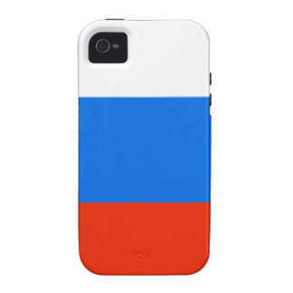 Russia Flag Case-Mate iPhone 4 Cases