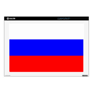 Russia Flag Decals For Laptops