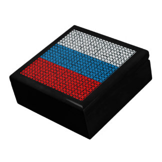 RUSSIA FLAG JEWELRY BOXES