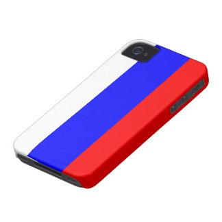 Russia Flag iPhone 4 Case