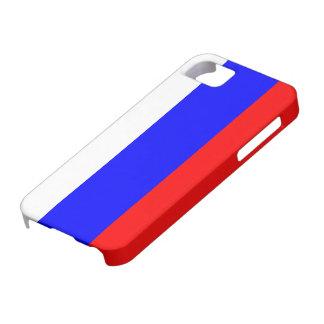 Russia Flag iPhone SE/5/5s Case
