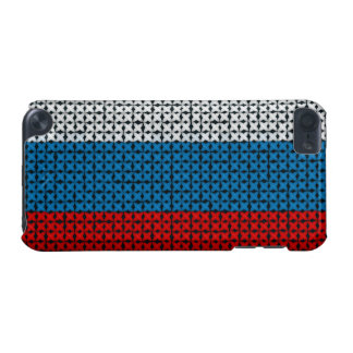 RUSSIA FLAG iPod TOUCH 5G COVER