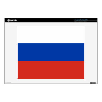 Russia Flag Laptop Skins