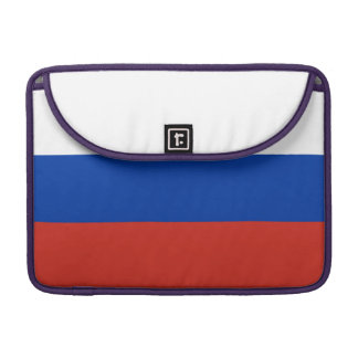 Russia Flag MacBook Pro Sleeve