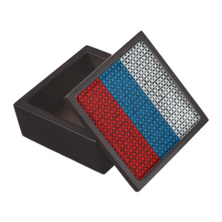 RUSSIA FLAG PREMIUM JEWELRY BOXES