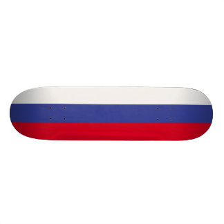 Russia Flag Skateboard