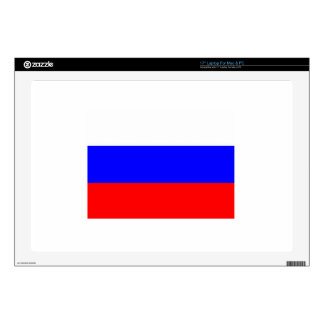 Russia Flag Decal For Laptop