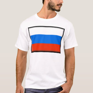 Russia Flag T-Shirt
