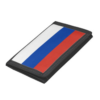Russia flag wallet
