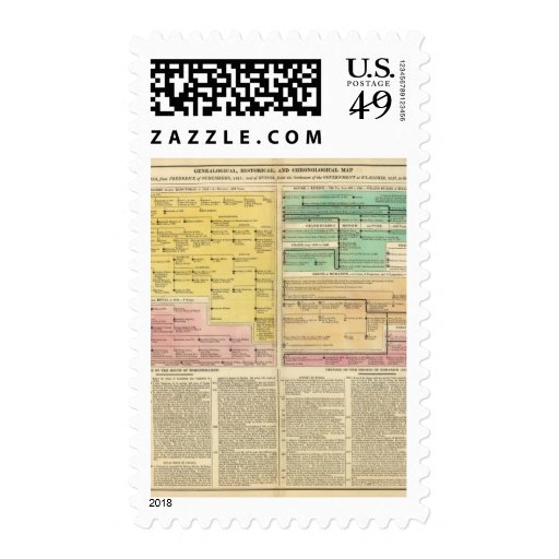Russia, from 1157 to 1815 postage stamp
