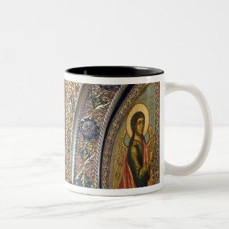 Russia, Golden Ring city of Yaroslavl. 17th Coffee Mugs