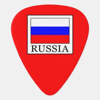 Russia Guitar Pick