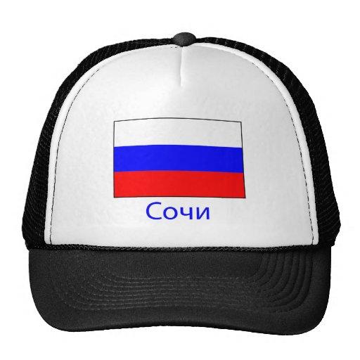 Russia Hat