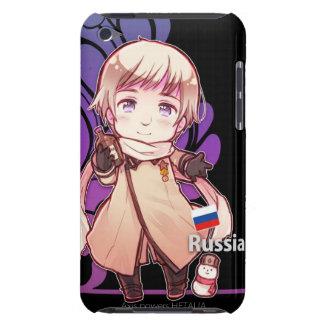 Russia Hetalia Ipod touch case