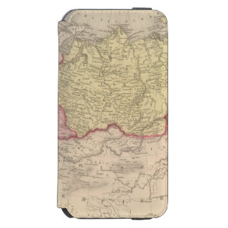 Russia in Asia and Tartary 2 iPhone 6/6s Wallet Case