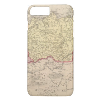 Russia in Asia and Tartary 2 iPhone 8 Plus/7 Plus Case