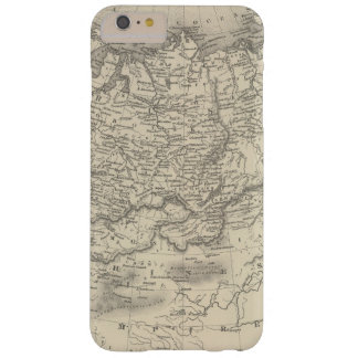 Russia in Asia and Tartary Barely There iPhone 6 Plus Case
