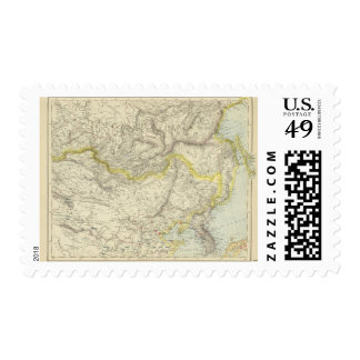 Russia in Asia, Chinese Empire Postage Stamp