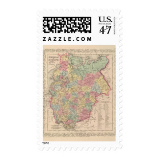 Russia in Europe 5 Postage