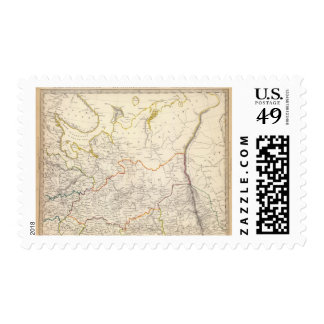 Russia in Europe Part II Postage Stamp