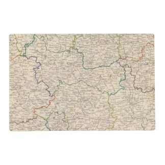 Russia in Europe Part VI Laminated Place Mat