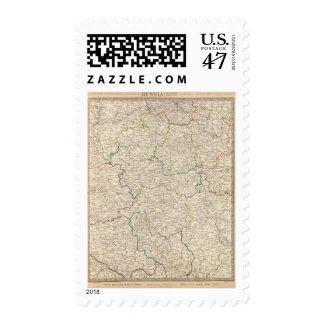 Russia in Europe Part VI Stamp