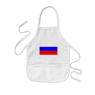 russia kids' apron