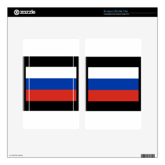 Russia Kindle Fire Decals
