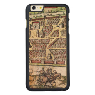 RUSSIA: MOSCOW, 1591 CARVED MAPLE iPhone 6 PLUS CASE