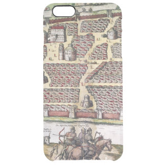 RUSSIA: MOSCOW, 1591 CLEAR iPhone 6 PLUS CASE
