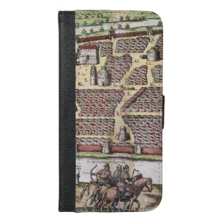 RUSSIA: MOSCOW, 1591 iPhone 6/6S PLUS WALLET CASE