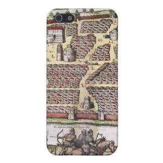 RUSSIA: MOSCOW, 1591 iPhone SE/5/5s COVER
