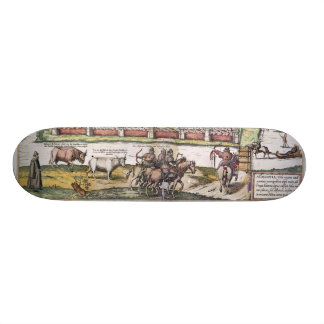 RUSSIA: MOSCOW, 1591 SKATEBOARD DECK