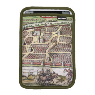 RUSSIA: MOSCOW, 1591 SLEEVE FOR iPad MINI
