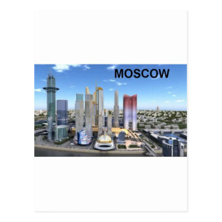 Russia Moscow City (Kan.K) Post Cards
