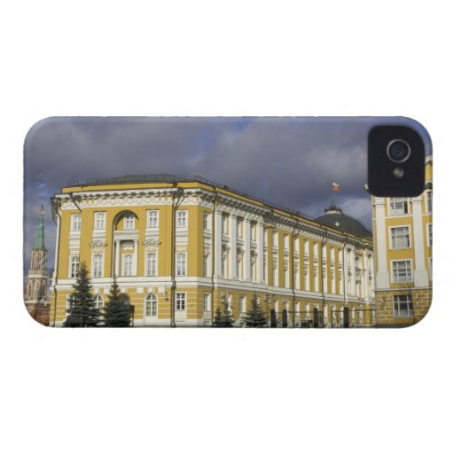 Russia, Moscow, Kremlin, Senate Palace, Blackberry Bold Cases