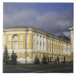 Russia, Moscow, Kremlin, Senate Palace, Ceramic Tile