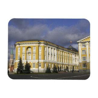 Russia, Moscow, Kremlin, Senate Palace, Rectangular Photo Magnet