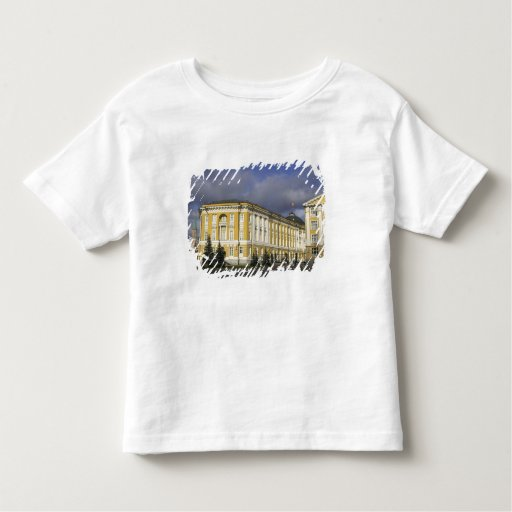 Russia, Moscow, Kremlin, Senate Palace, Toddler T-shirt