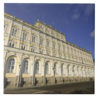 Russia, Moscow, Kremlin, The Grand Kremlin Ceramic Tile