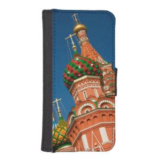 Russia, Moscow, Kremlin, Vasiliy Blessed iPhone SE/5/5s Wallet