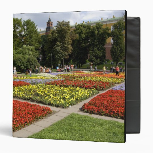 Russia, Moscow, Red Square, Alexandrovsky Binder