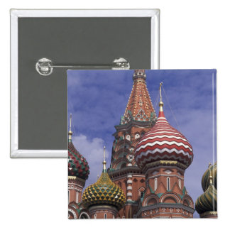 Russia, Moscow, Red Square. famous onions of St. Button