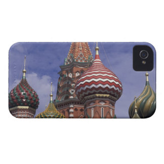 Russia, Moscow, Red Square. famous onions of St. iPhone 4 Case-Mate Case