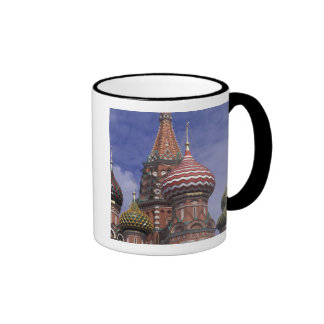 Russia, Moscow, Red Square. famous onions of St. Coffee Mug